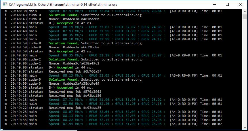 EthMiner 0.14