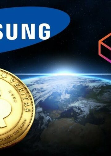Samsung на рынке криптовалют