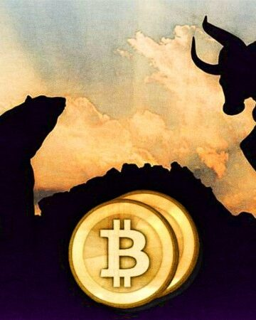 Рынок криптовалют: Медведи и быки